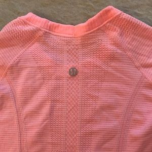 lululemon athletica Tops - Lululemon Pink Long Sleeve- Sz 2